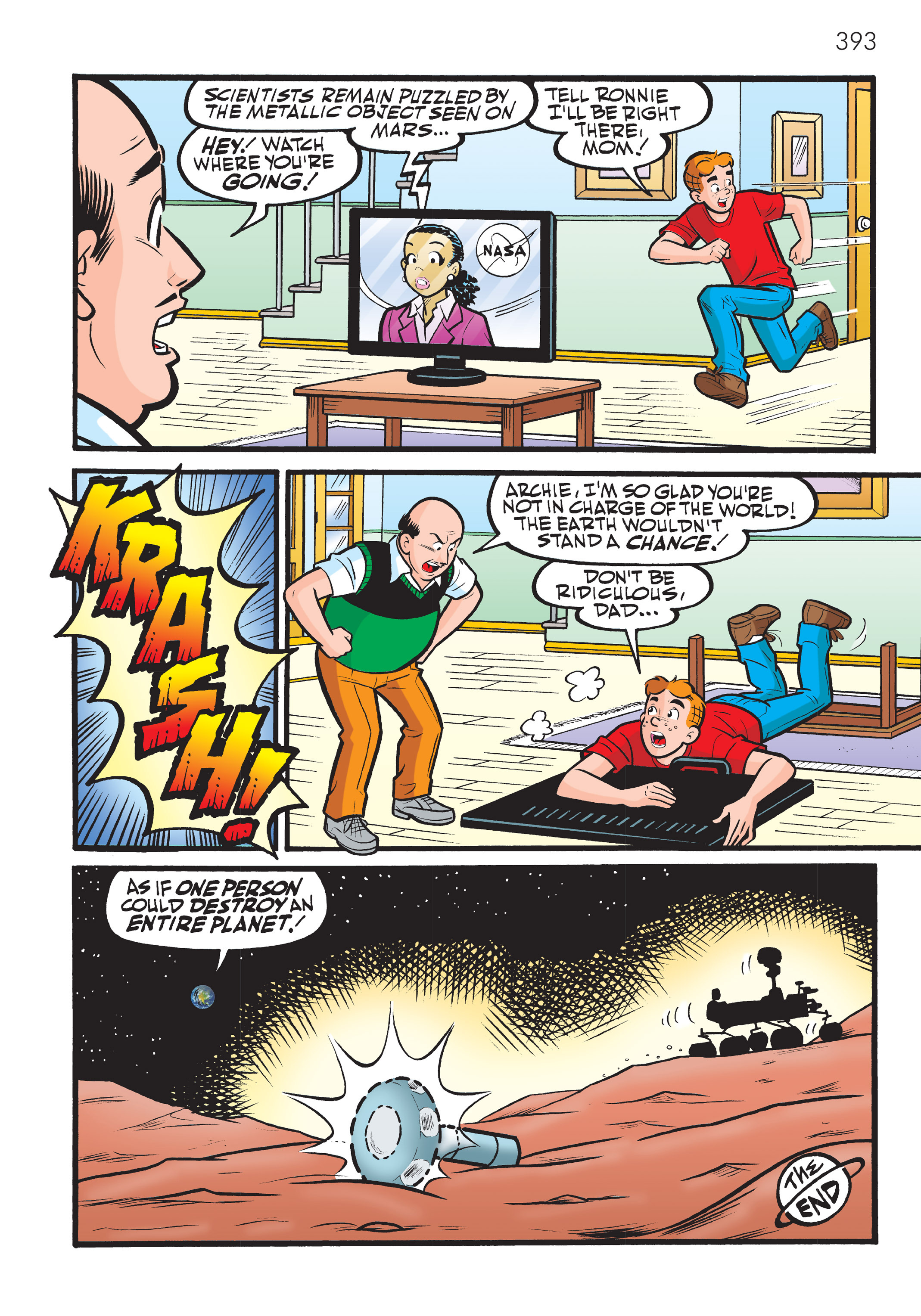 Read online The Best of Archie Comics comic -  Issue # TPB 4 (Part 2) - 183