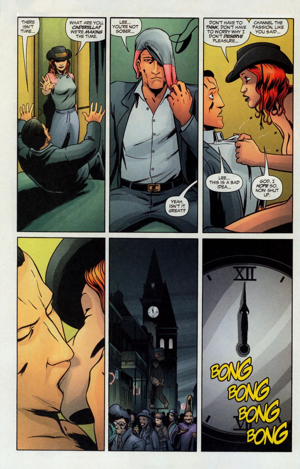 Read online Fallen Angel (2003) comic -  Issue #12 - 22