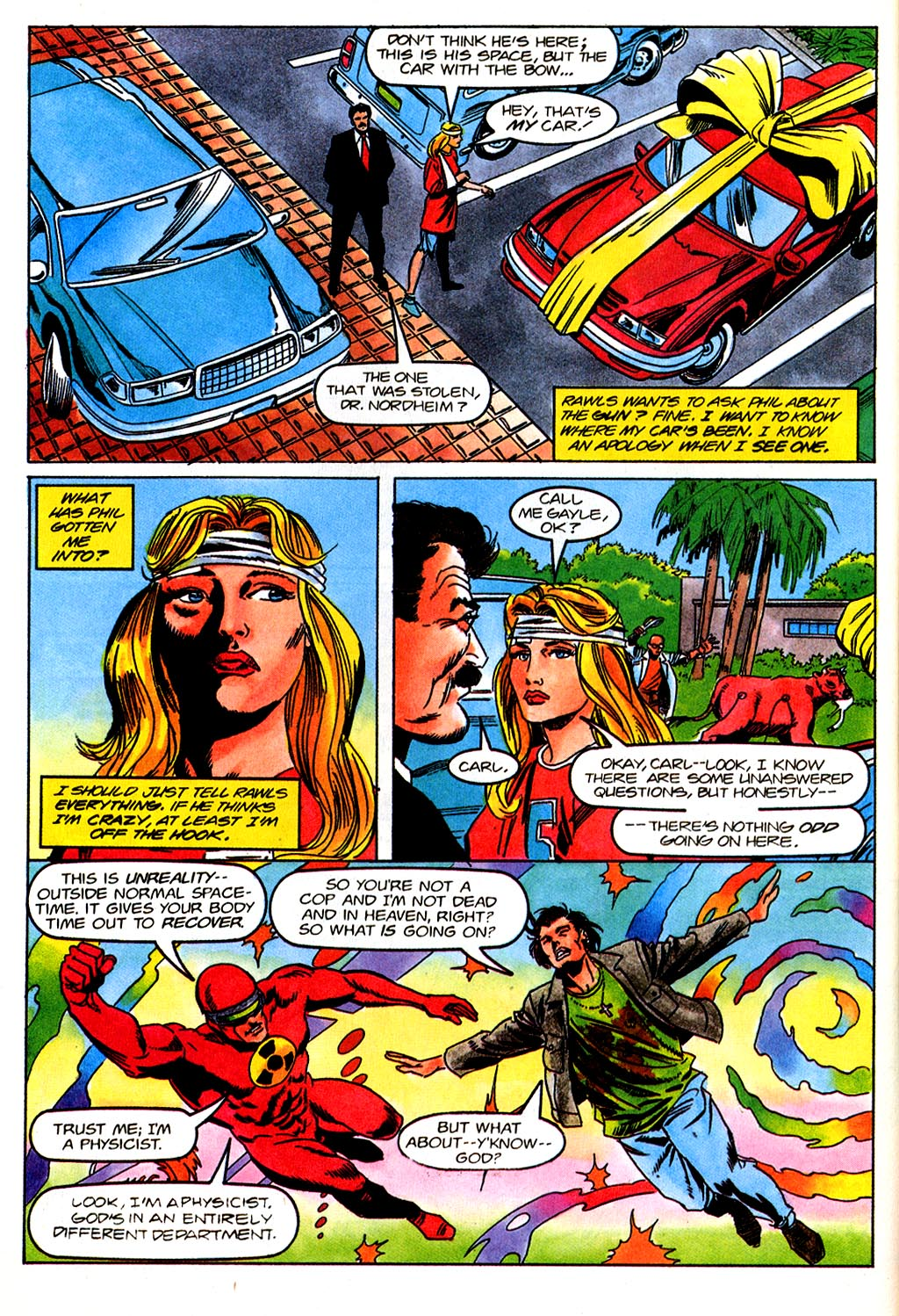 Read online Solar, Man of the Atom comic -  Issue #45 - 9