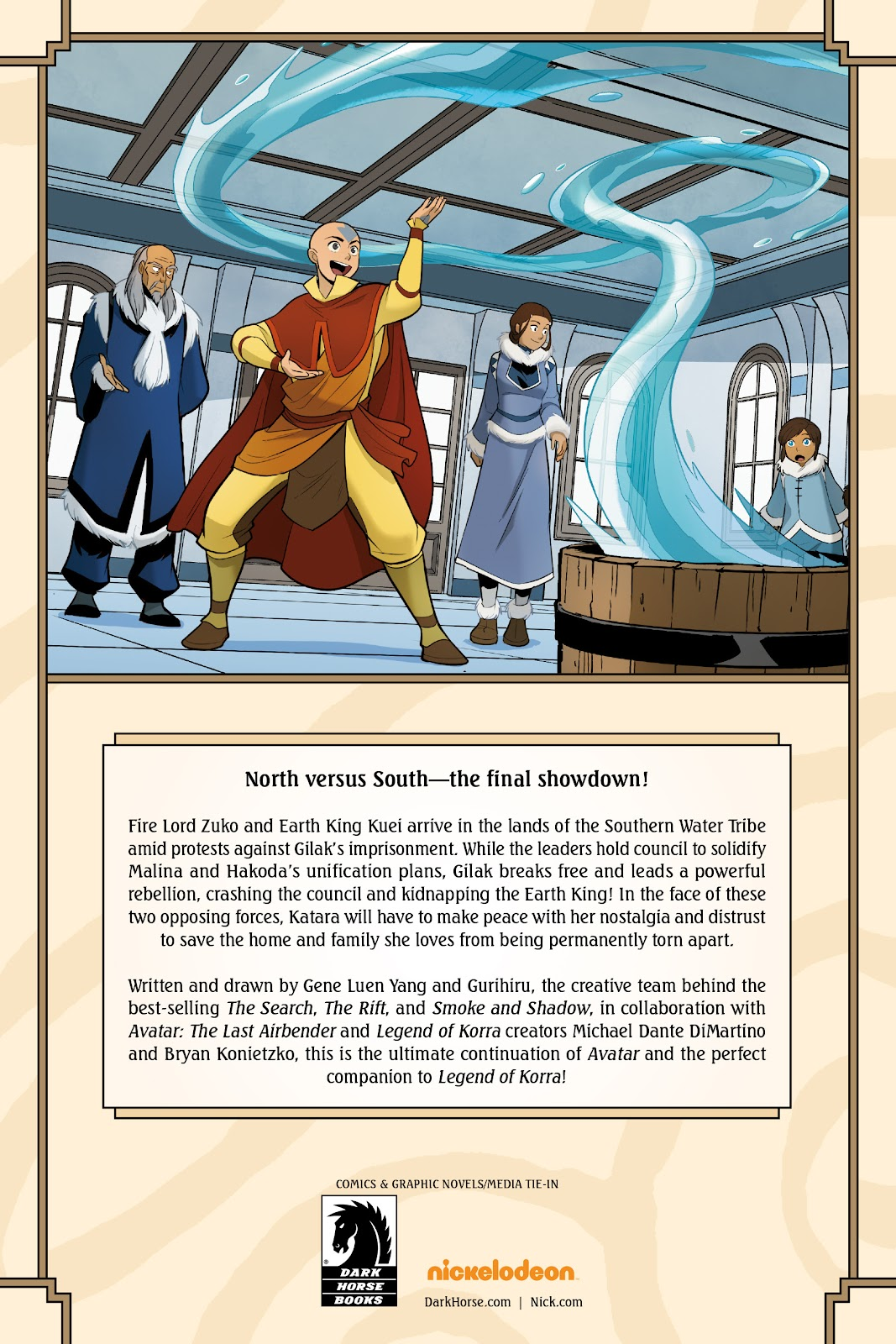 Nickelodeon Avatar: The Last Airbender - North and South issue 3 - Page 77