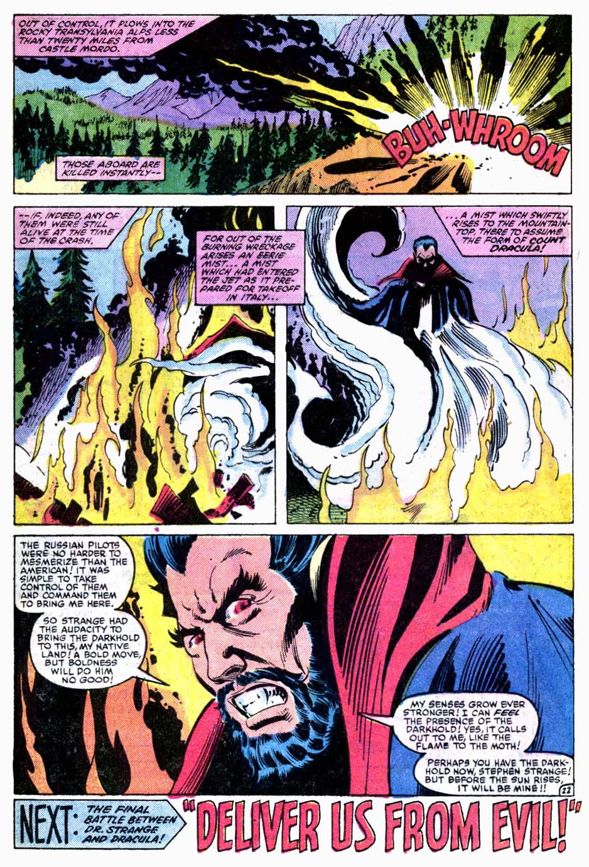 Doctor Strange (1974) 61 Page 23