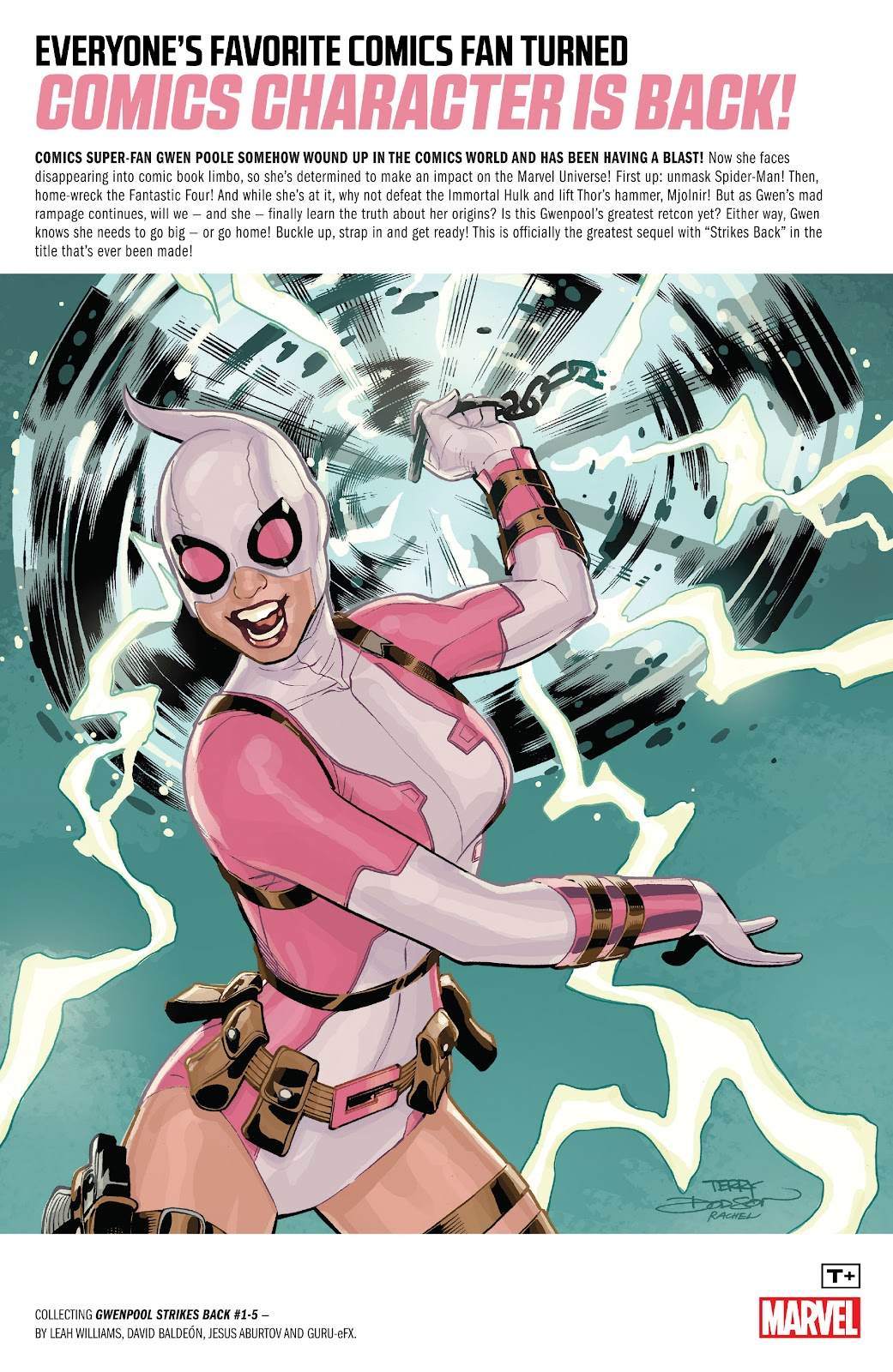 Gwenpool Strikes Back issue _TPB - Page 114