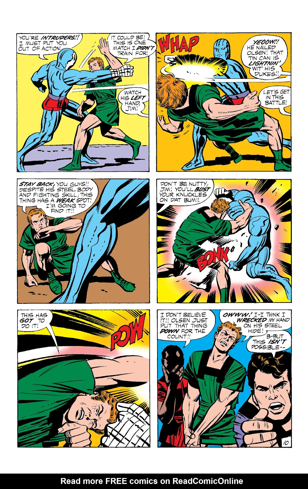 Read online Superman's Pal, Jimmy Olsen by Jack Kirby comic -  Issue # TPB (Part 4) - 46