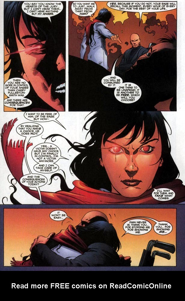 Read online Uncanny X-Men (1963) comic -  Issue # _Annual 2000 - 39