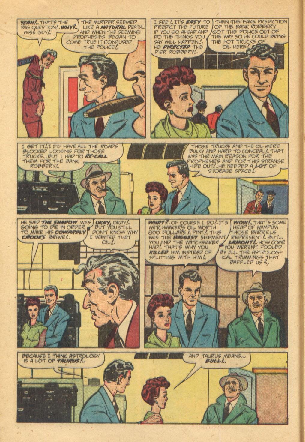 Shadow Comics #101 #94 - English 17