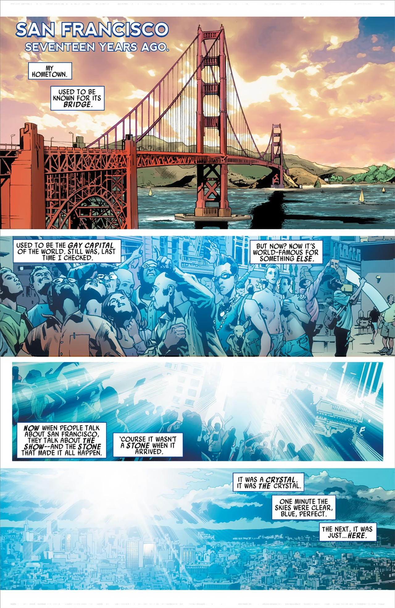 Read online America's Got Powers comic -  Issue #2 - 5