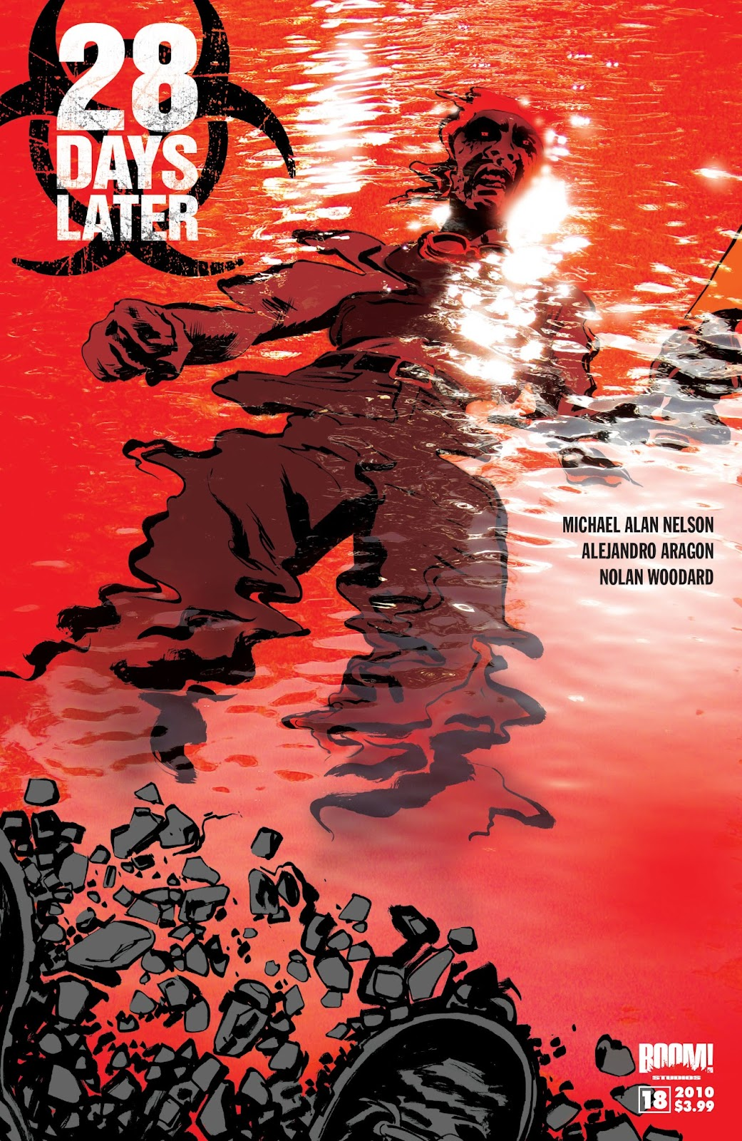 28 Days Later issue 18 - Page 1