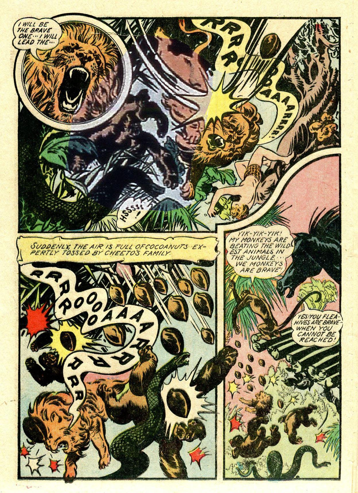 Read online Shadow Comics comic -  Issue #33 - 42