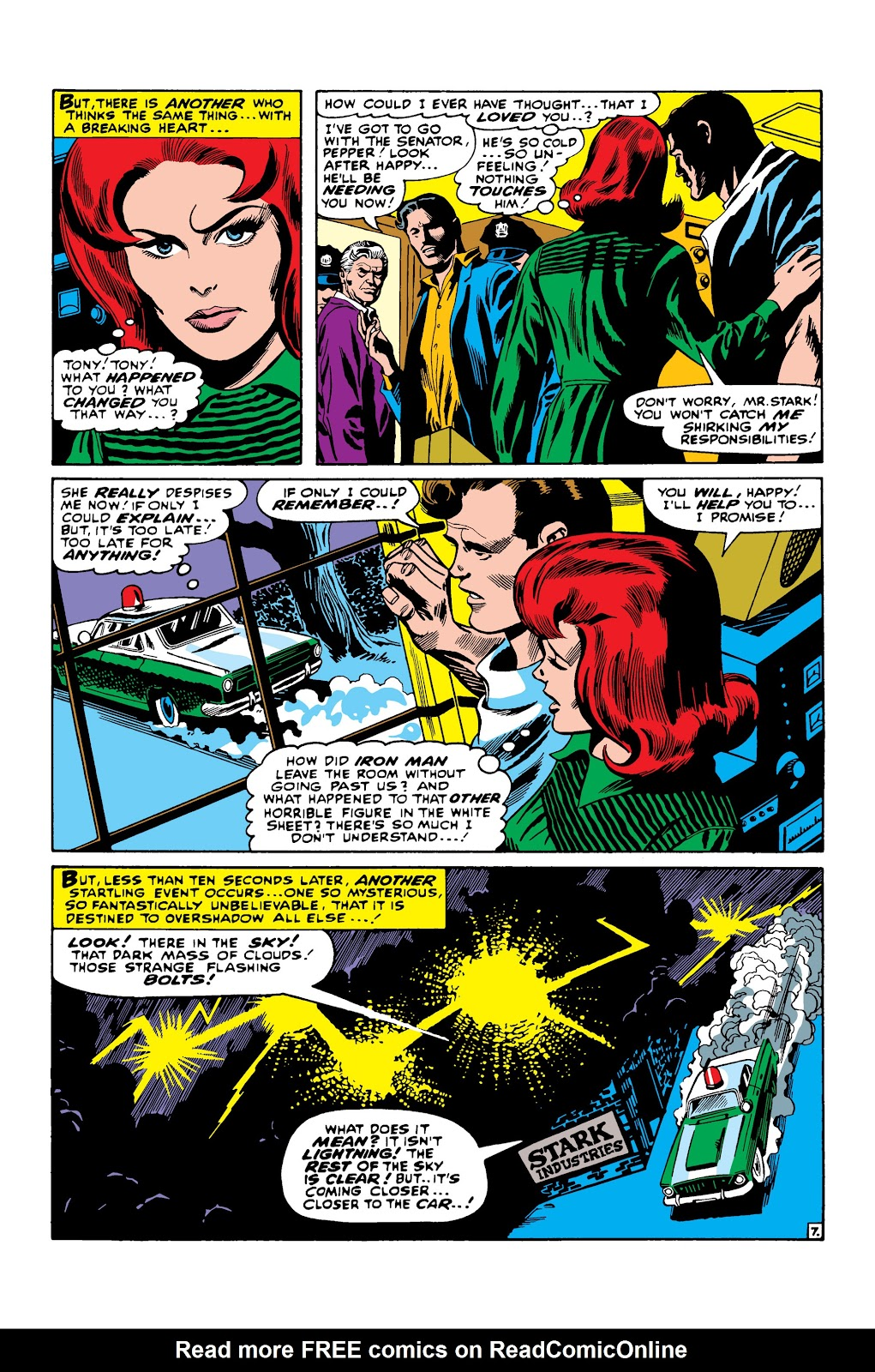 Read online Marvel Masterworks: The Invincible Iron Man comic -  Issue # TPB 3 (Part 3) - 40