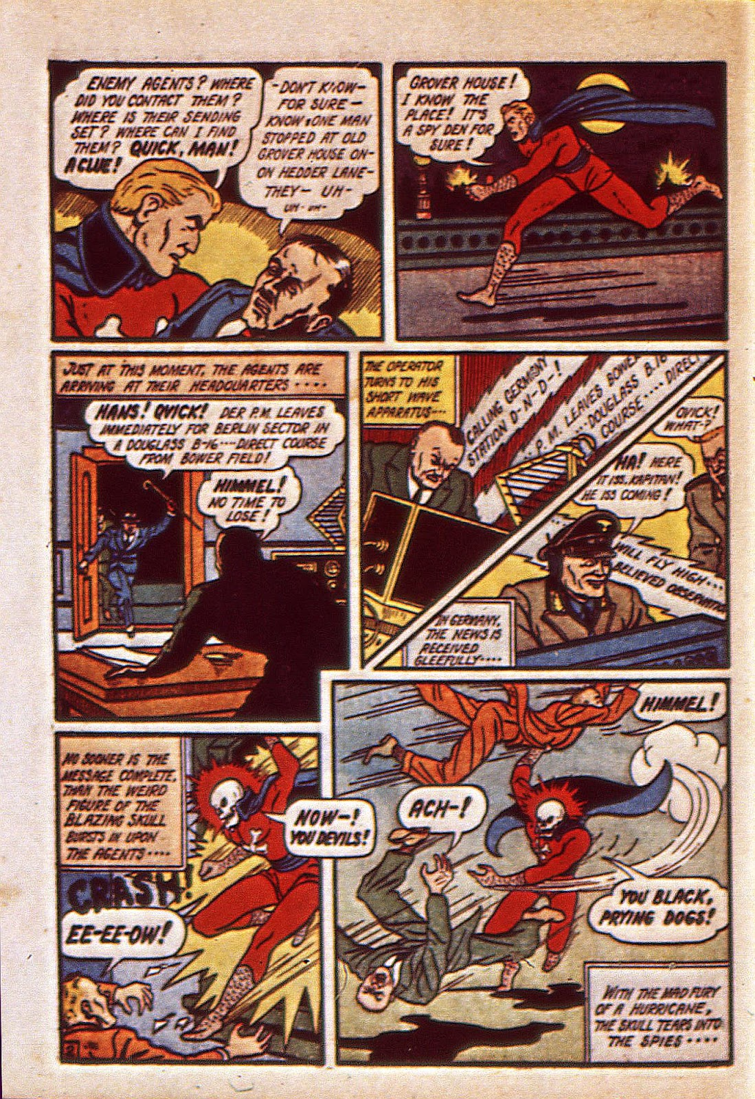 Mystic Comics (1940) issue 6 - Page 61