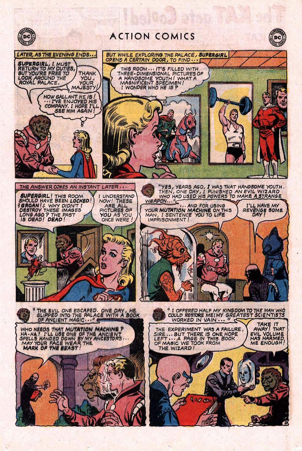 Action Comics (1938) 328 Page 21