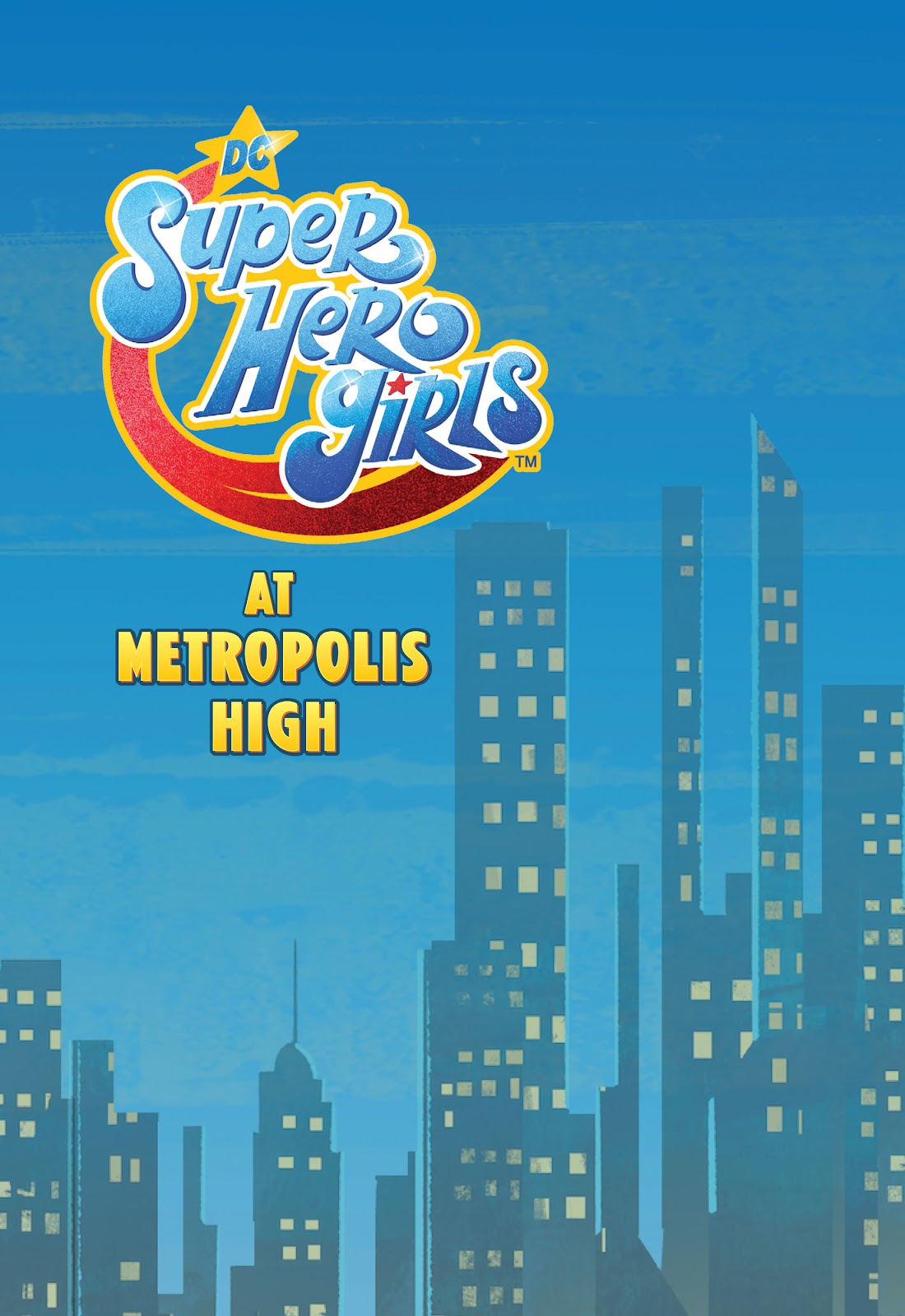 Read online DC Super Hero Girls: At Metropolis High comic -  Issue # TPB - 2