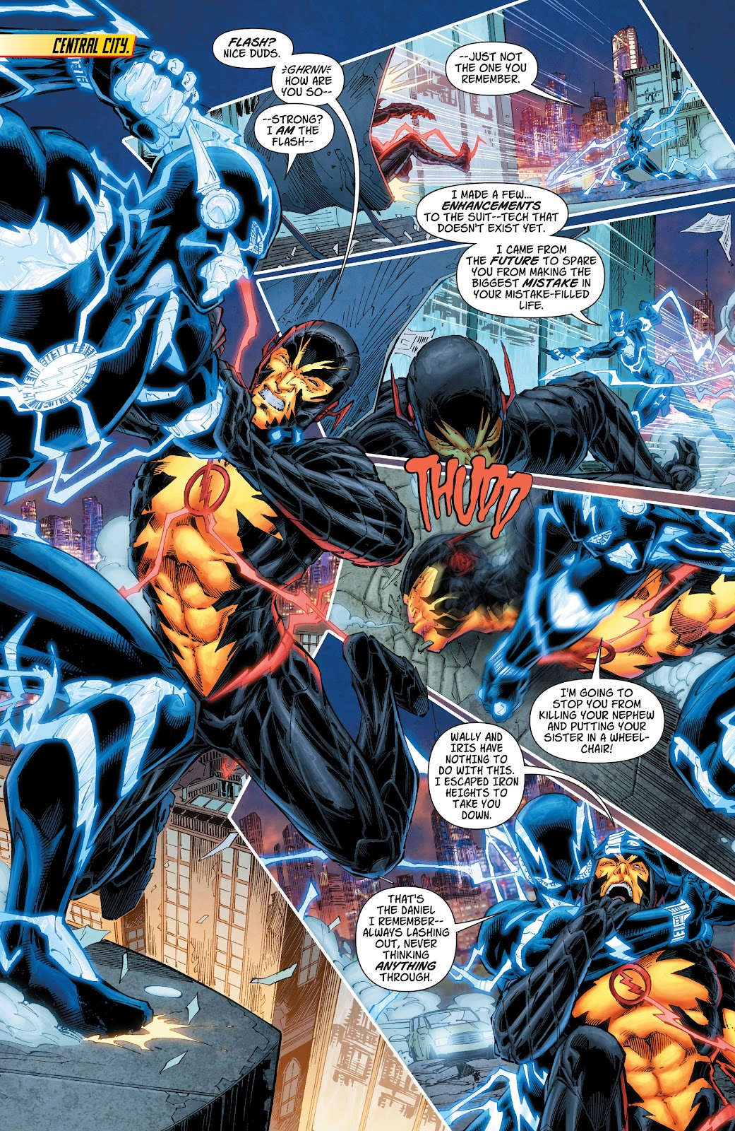 Read online The Flash (2011) comic -  Issue # _TPB 6 (Part 2) - 42