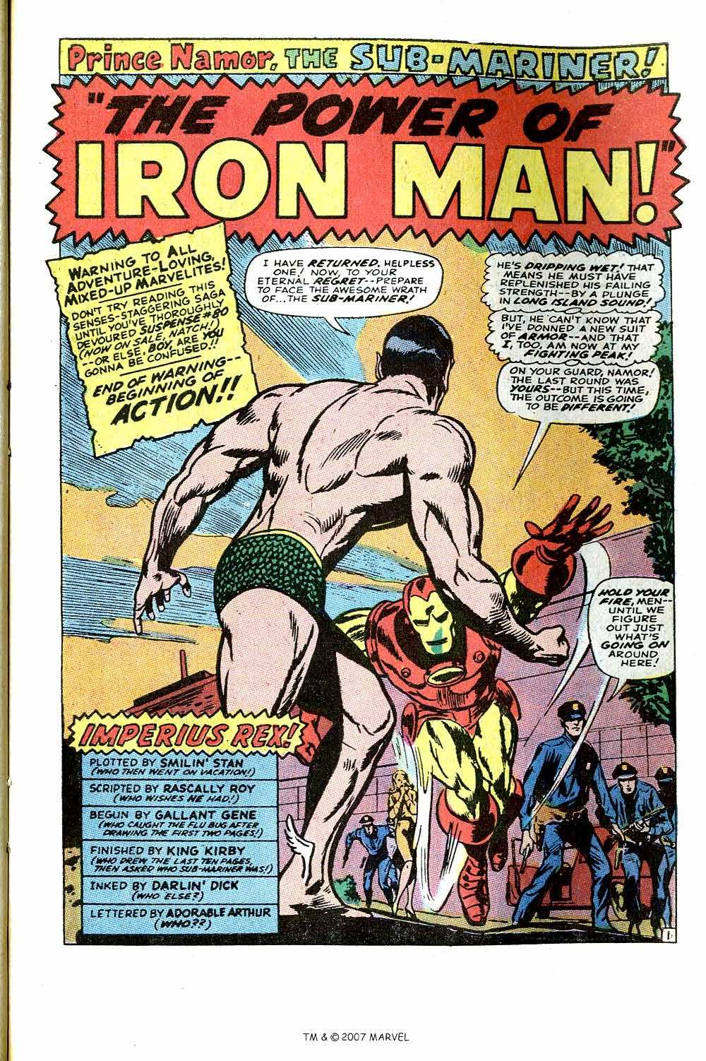 Iron Man Annual issue 1 - Page 51