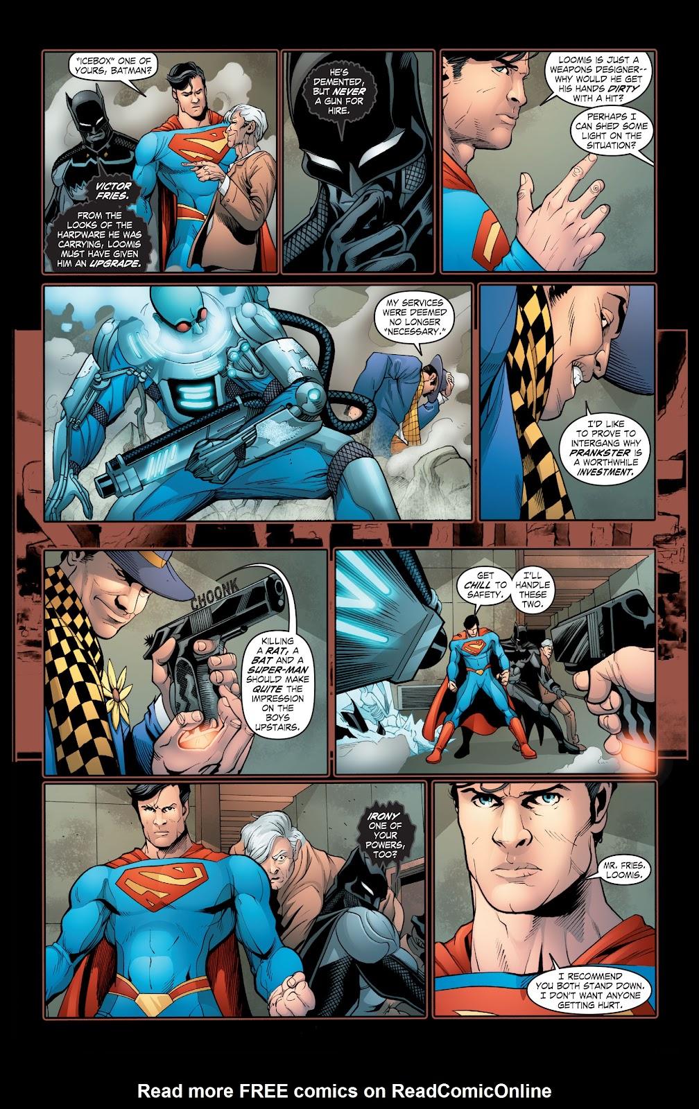 Read online Smallville Season 11 [II] comic -  Issue # TPB 2 - 75