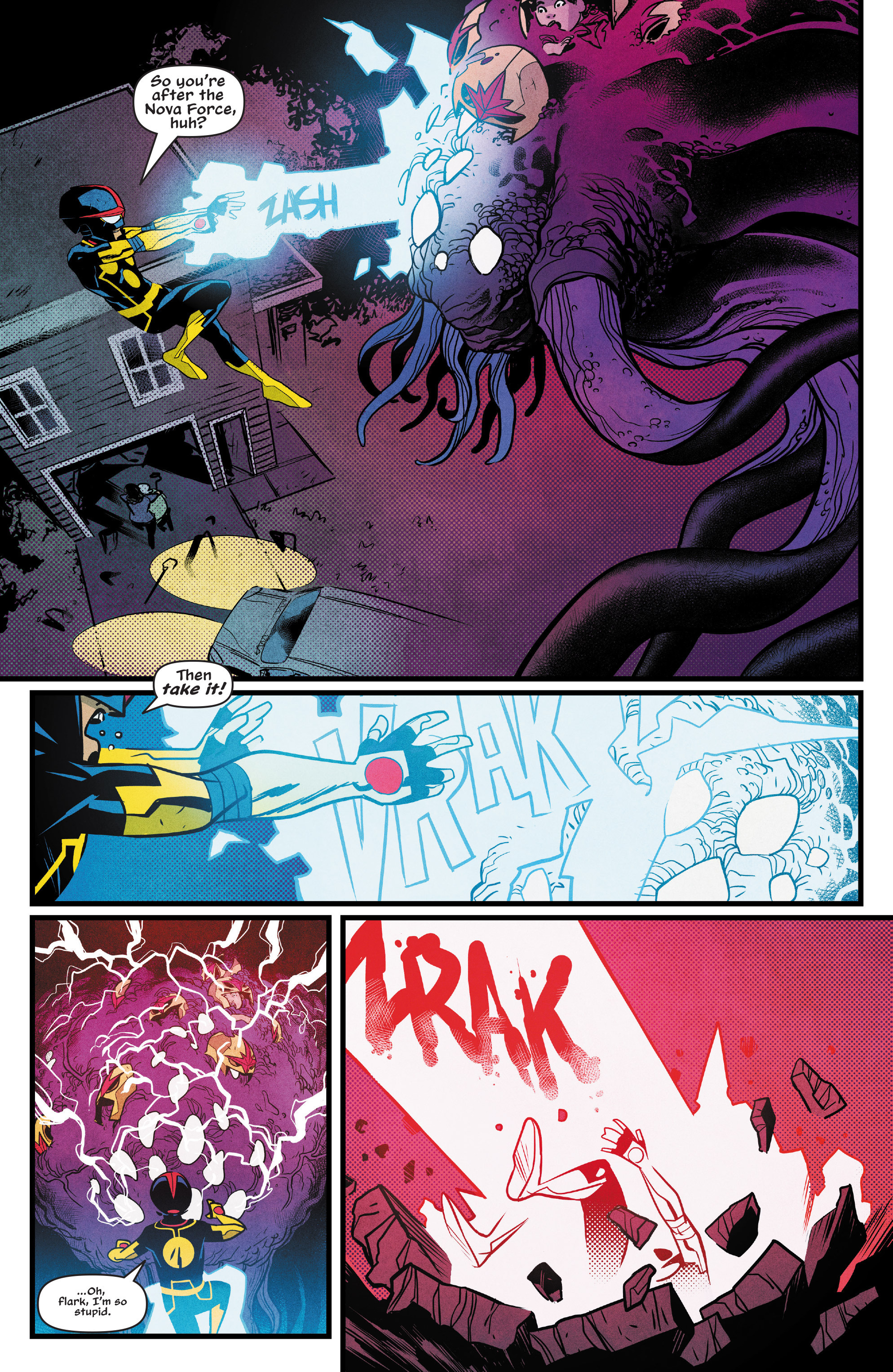 Read online Nova (2017) comic -  Issue #5 - 8