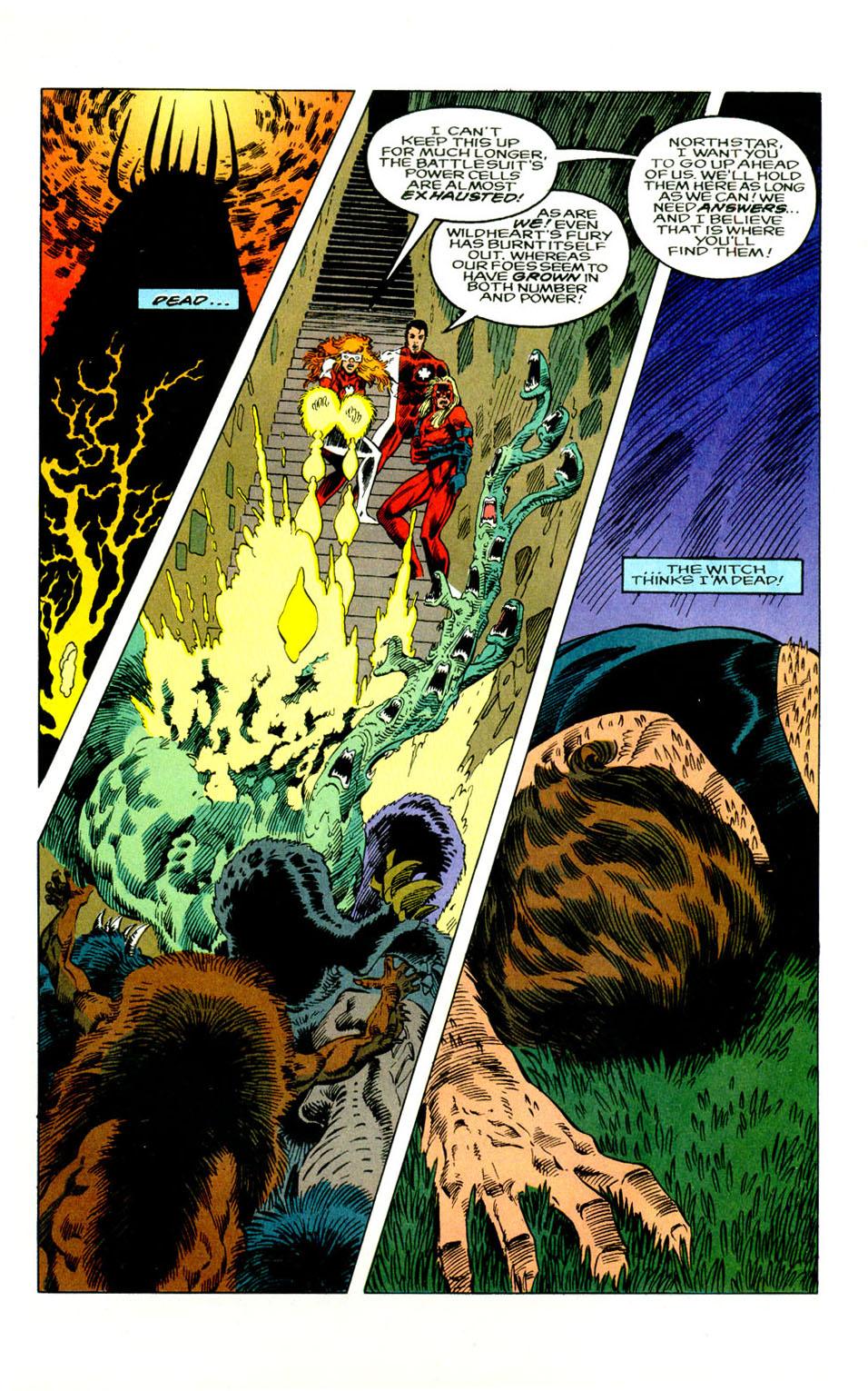 Read online Alpha Flight (1983) comic -  Issue #123 - 13