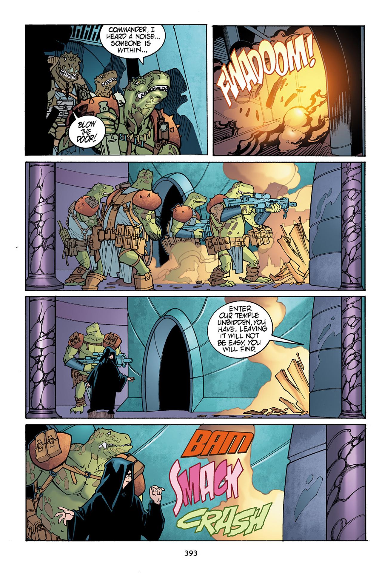 Read online Star Wars Omnibus comic -  Issue # Vol. 15.5 - 111