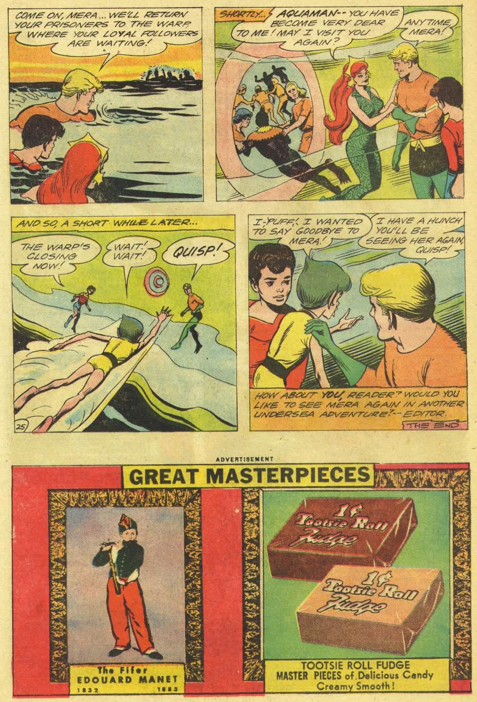 Aquaman (1962) Issue #11 #11 - English 32