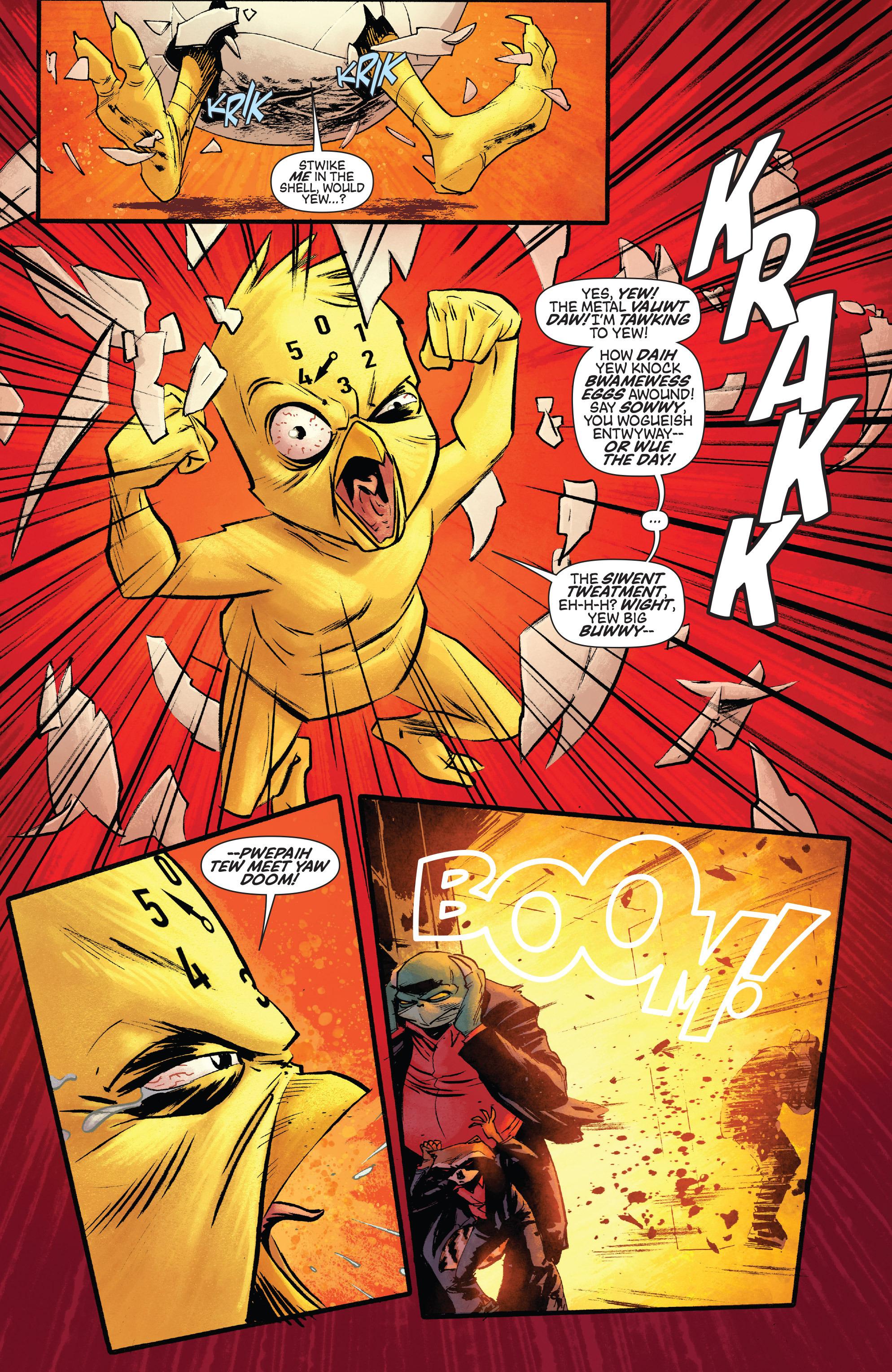 Read online Rocket comic -  Issue #1 - 20