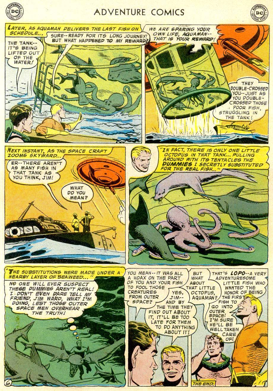 Read online Adventure Comics (1938) comic -  Issue #248 - 30