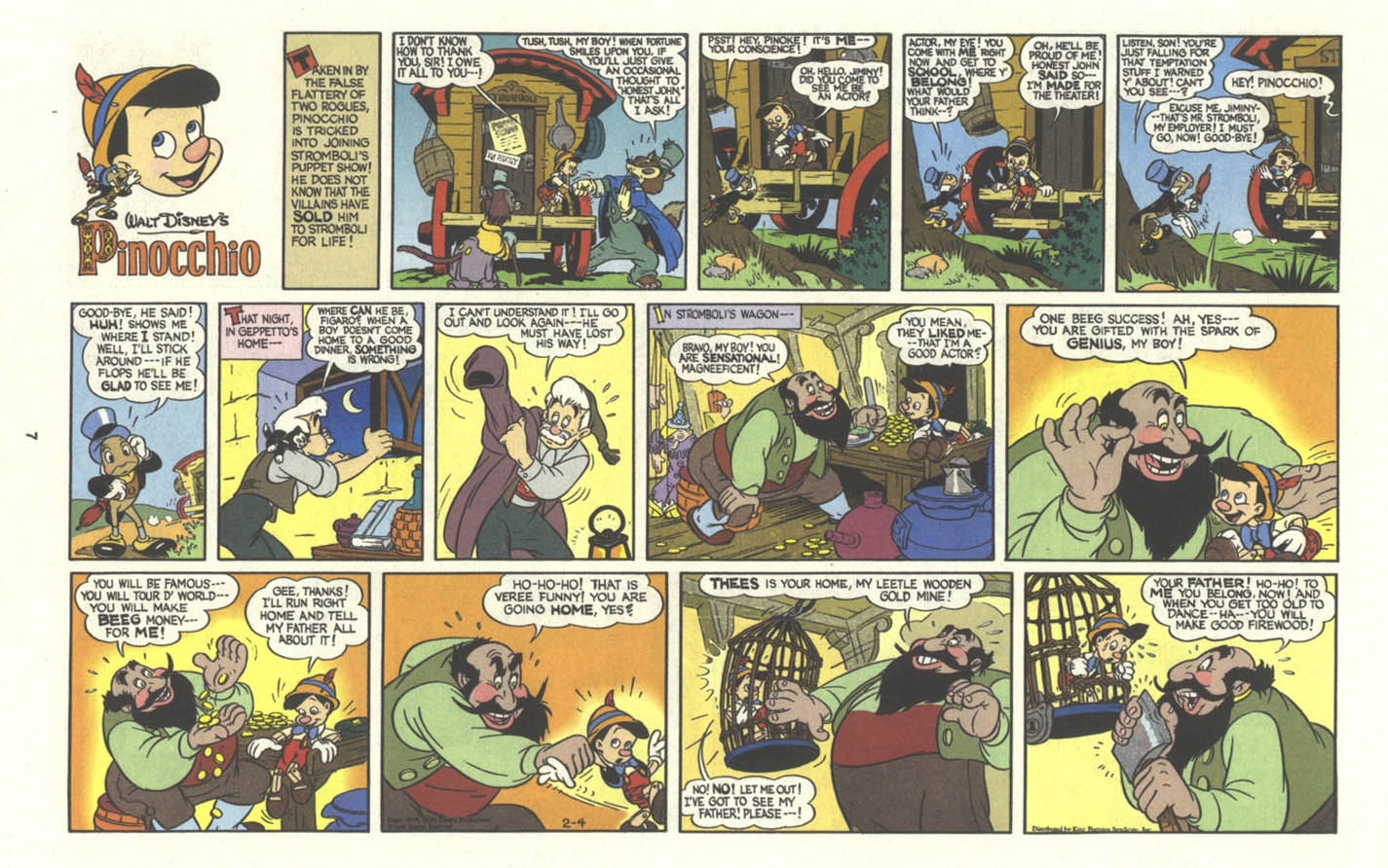 Walt Disney's Comics and Stories issue 574 - Page 30