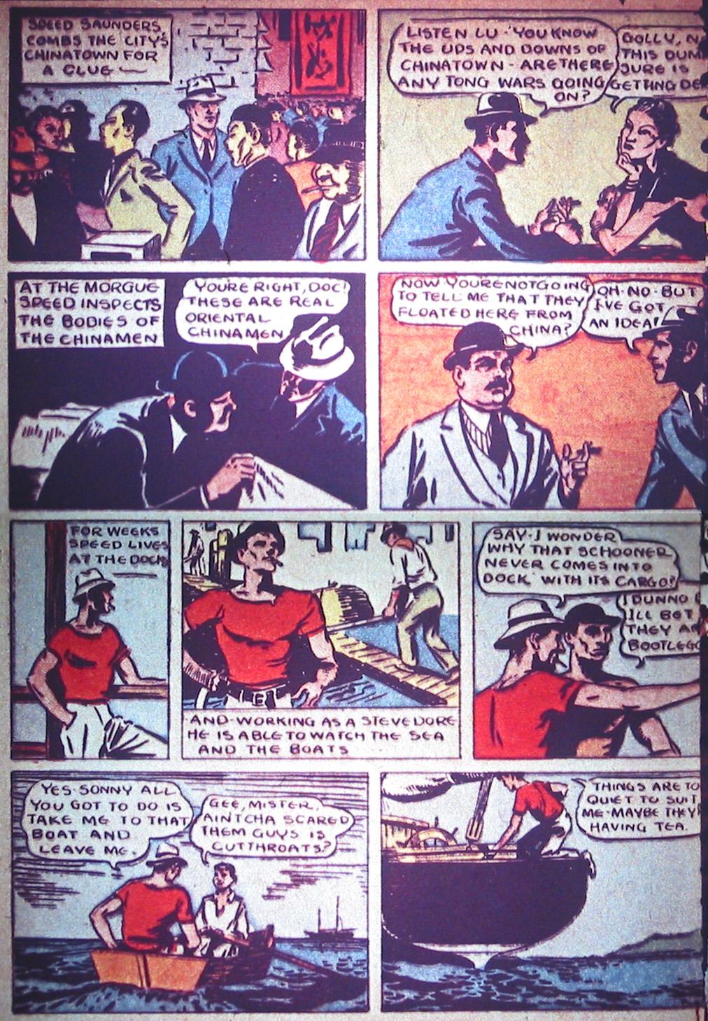 Read online Detective Comics (1937) comic -  Issue #1 - 7