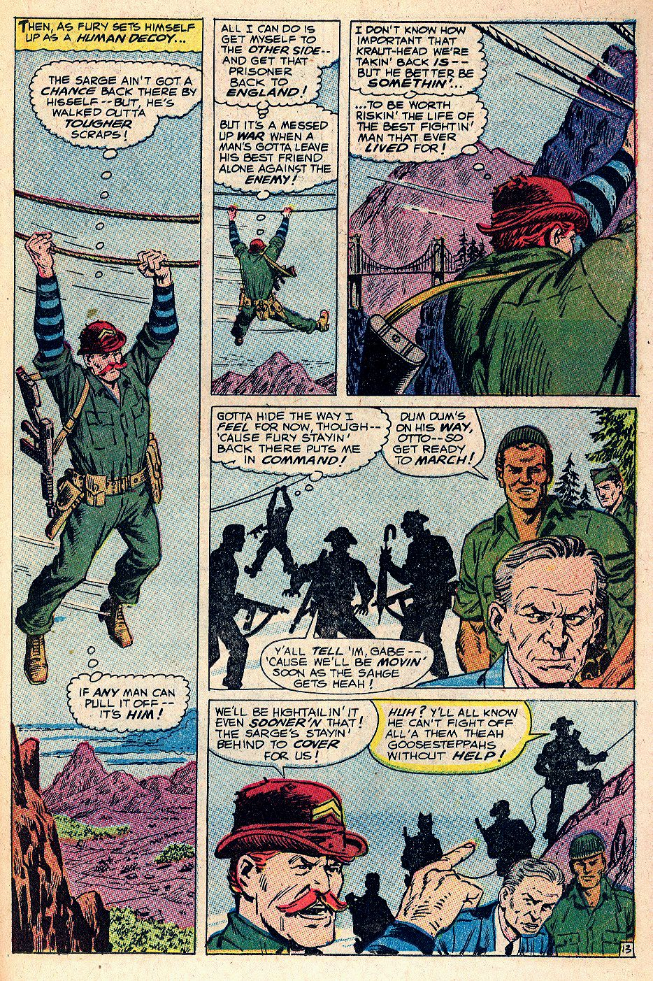 Read online Sgt. Fury comic -  Issue #53 - 19