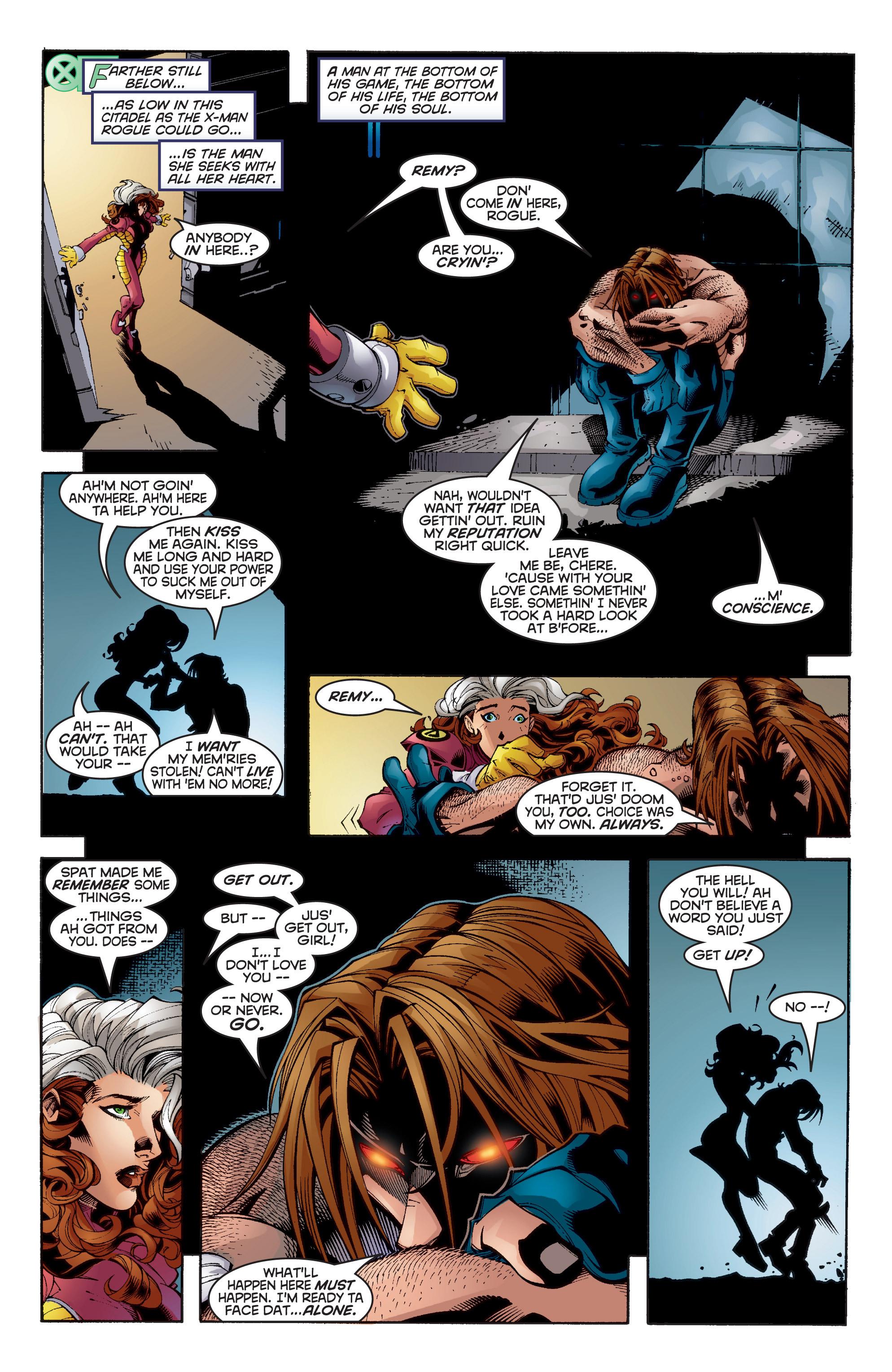 Read online Uncanny X-Men (1963) comic -  Issue #350 - 21