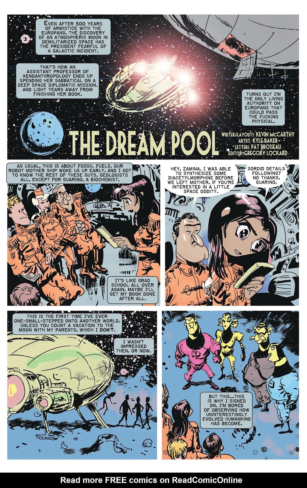Read online Strange Adventures (2014) comic -  Issue # TPB (Part 2) - 38