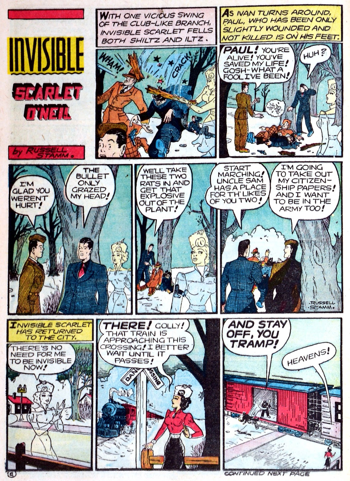 Read online Famous Funnies comic -  Issue #93 - 30