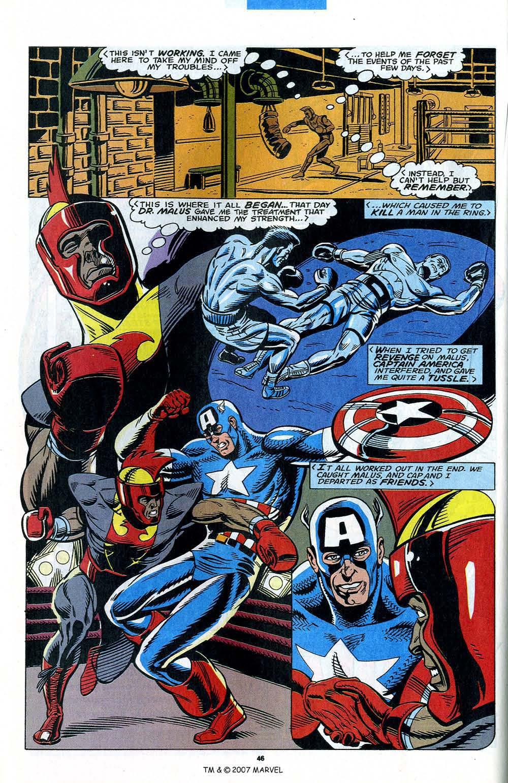 Read online Captain America (1968) comic -  Issue # _Annual 12 - 48