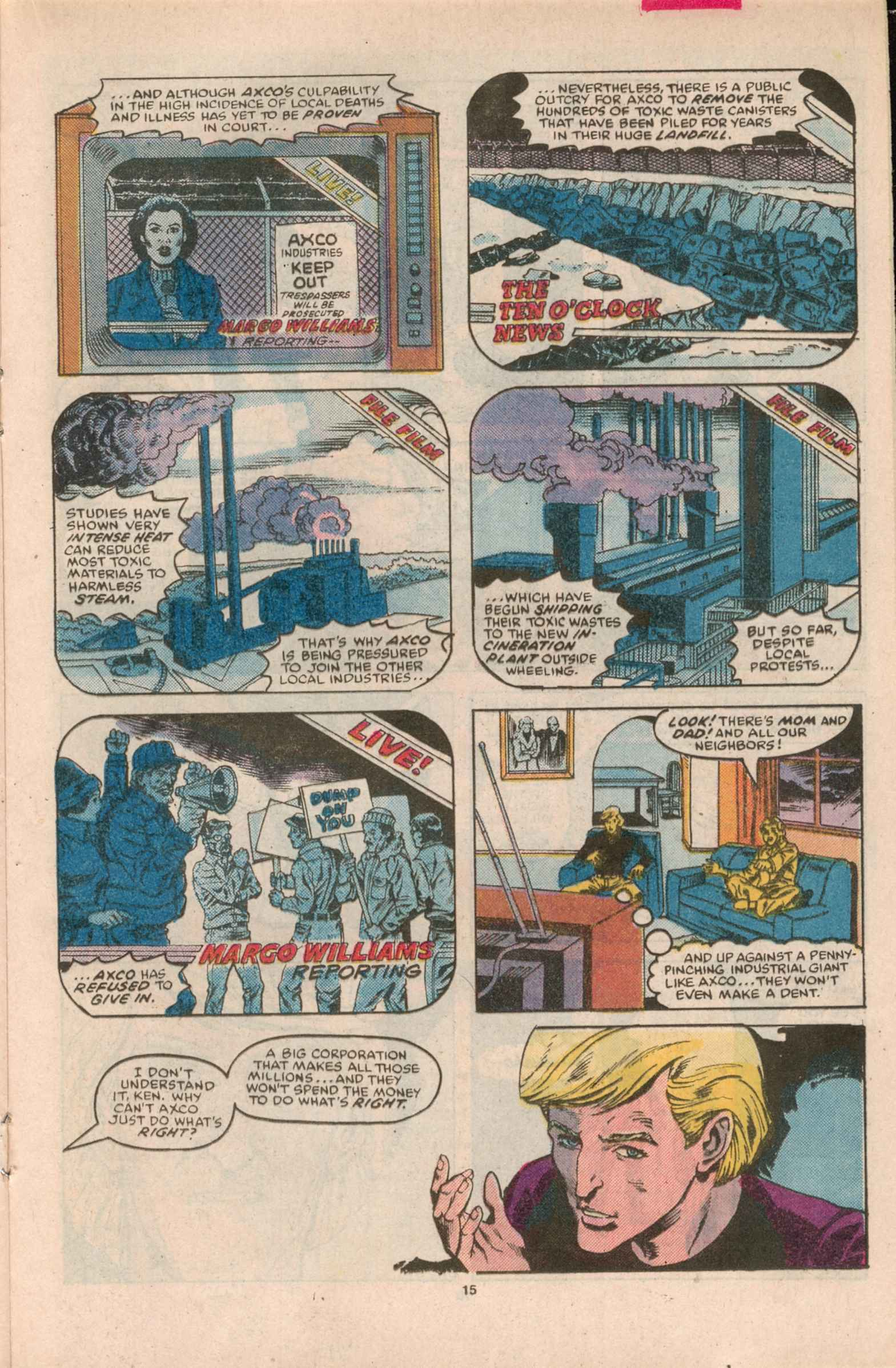 Read online Star Brand comic -  Issue #8 - 16