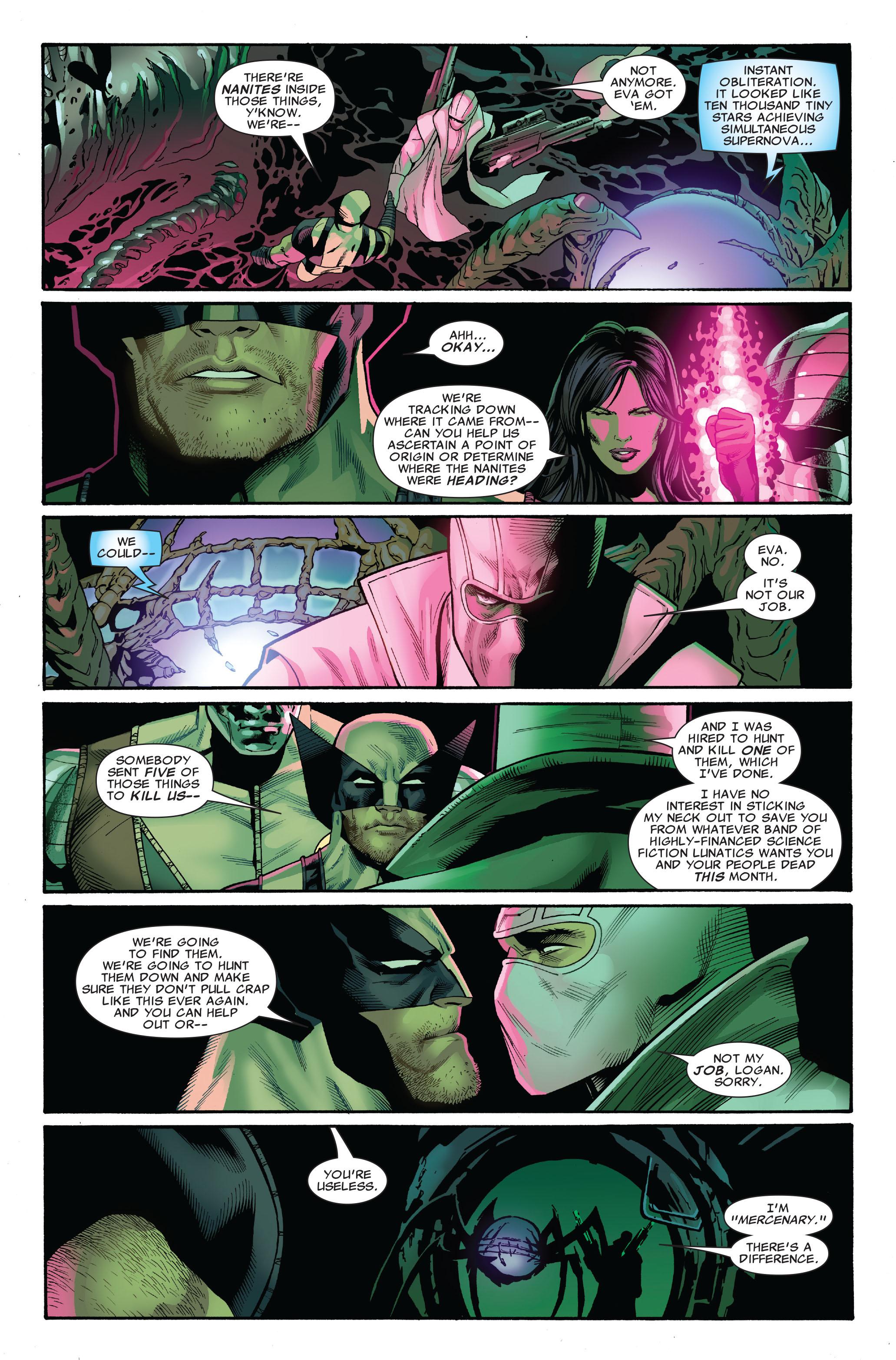 Read online Uncanny X-Men (1963) comic -  Issue #520 - 8