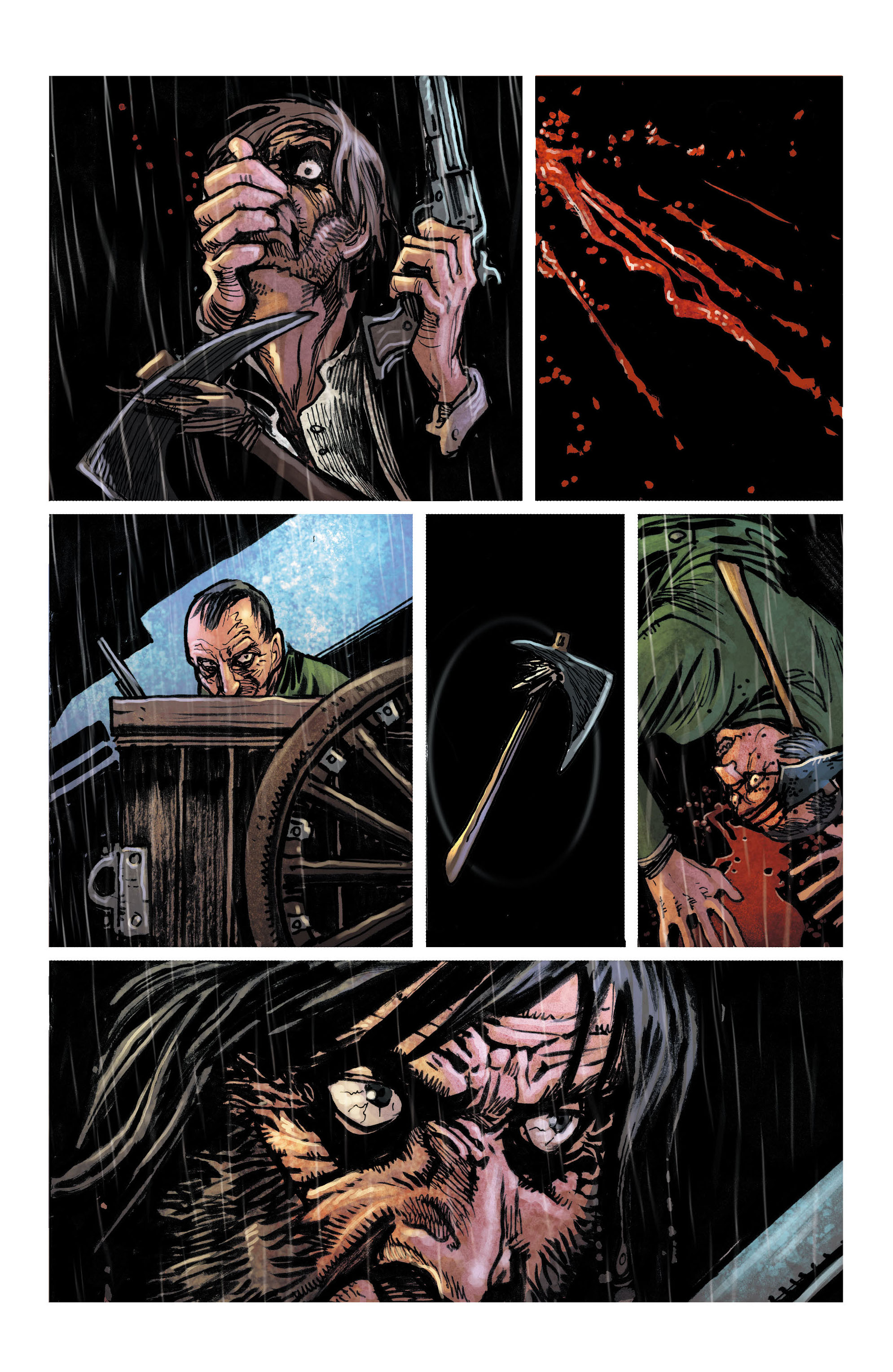 Read online All-Star Western (2011) comic -  Issue #4 - 4