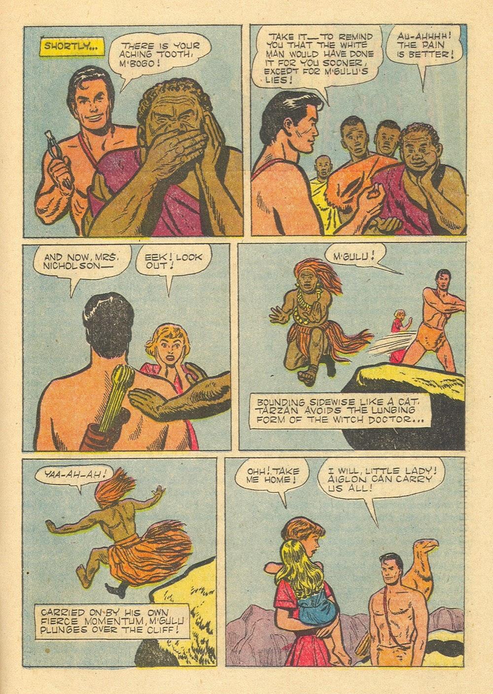 Tarzan (1948) issue 65 - Page 25
