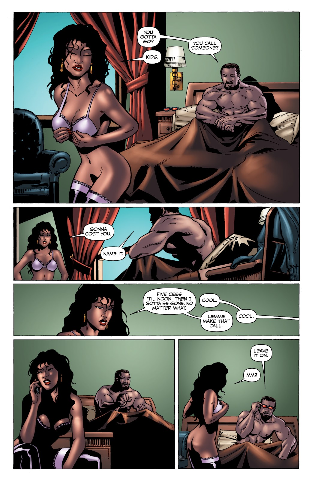 Read online The Boys Omnibus comic -  Issue # TPB 4 (Part 1) - 14