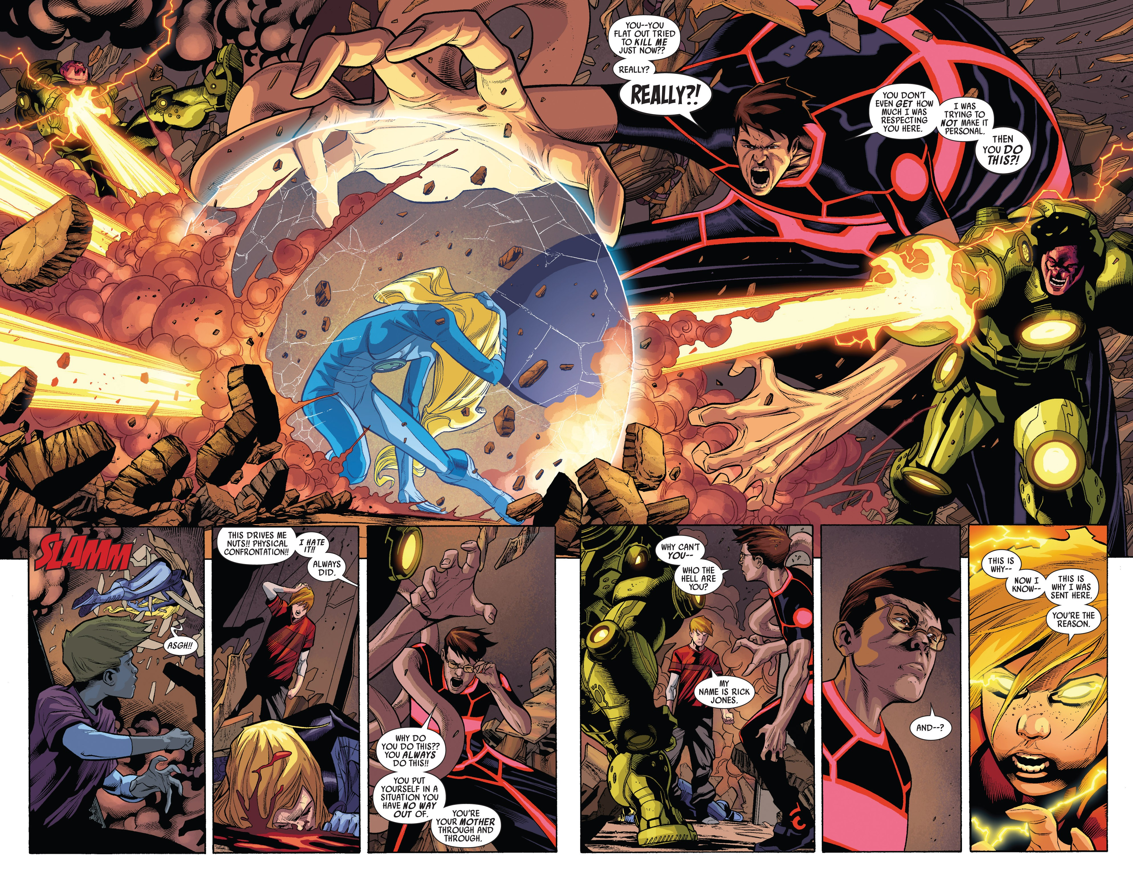 Read online Ultimate Comics Doomsday comic -  Issue # Full - 172