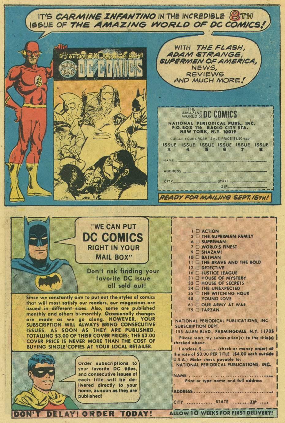 Read online Adventure Comics (1938) comic -  Issue #443 - 30