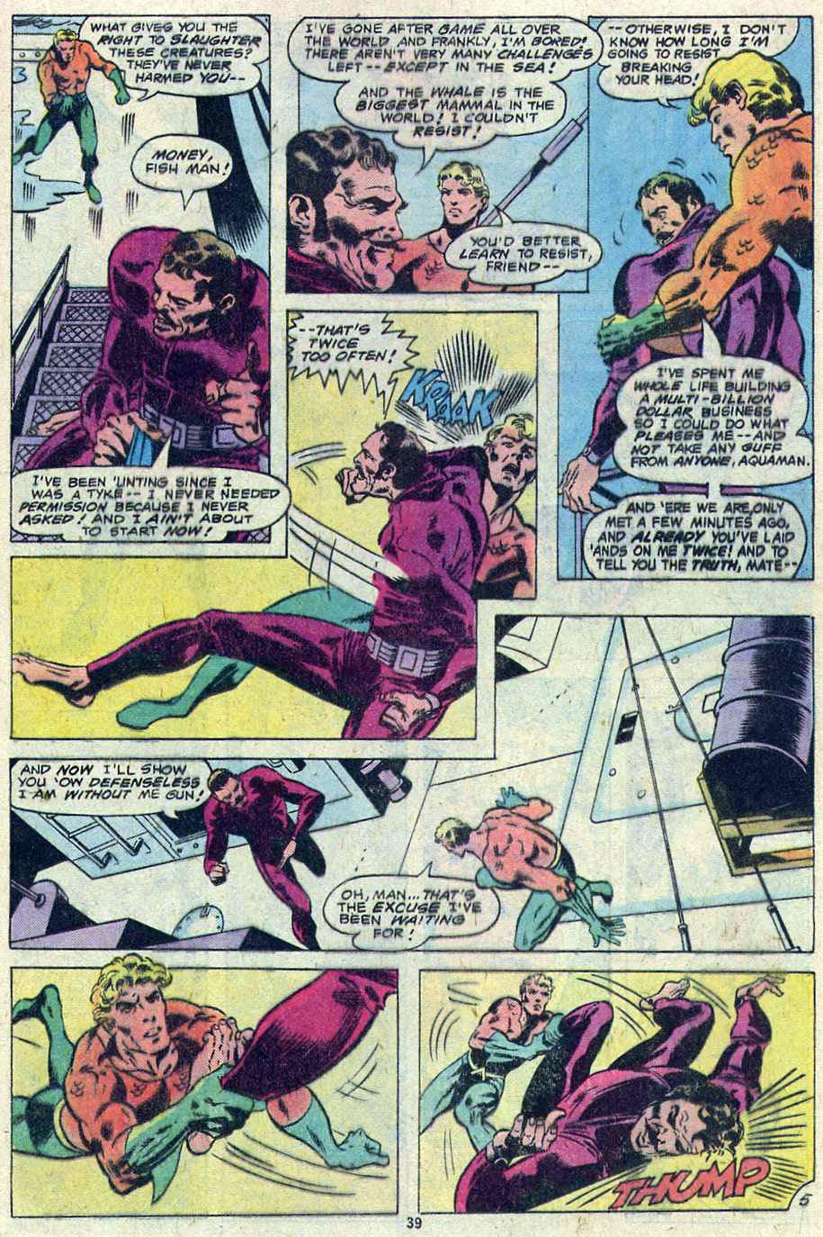 Read online Adventure Comics (1938) comic -  Issue #460 - 39