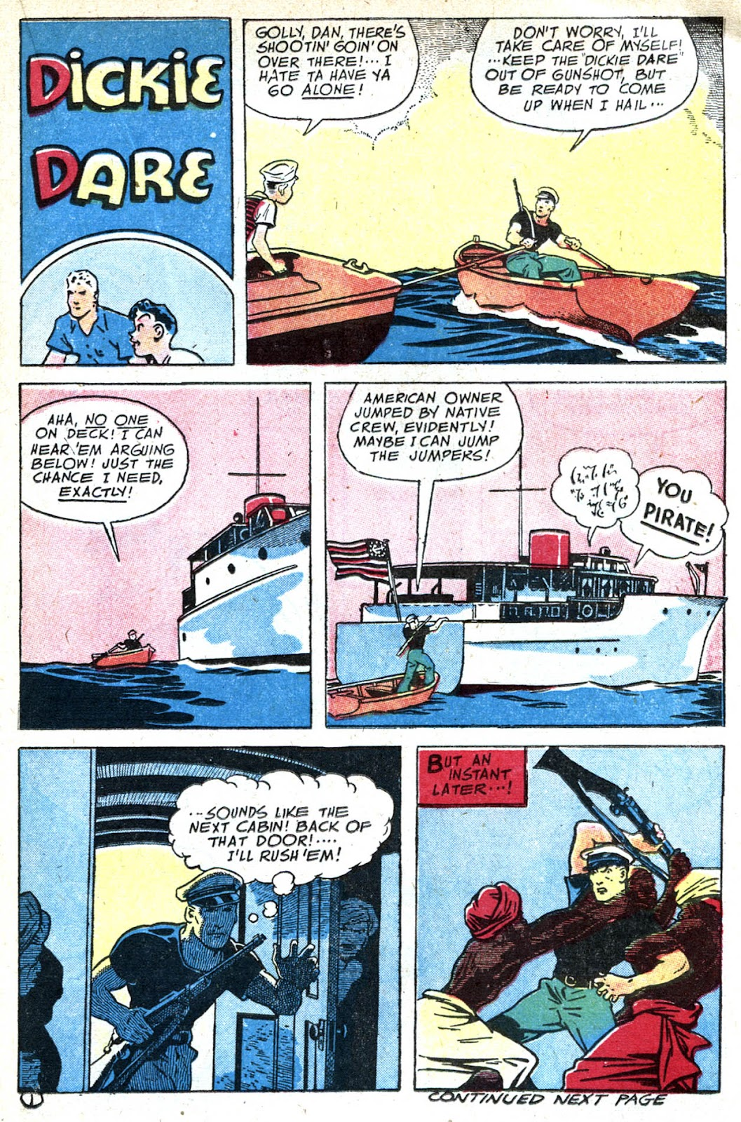 Read online Famous Funnies comic -  Issue #128 - 21