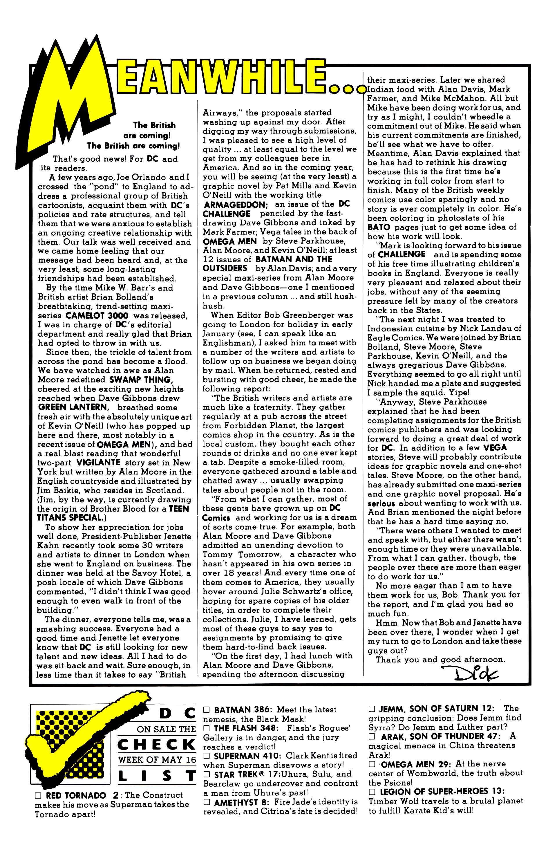 Legion of Super-Heroes (1984) 13 Page 27