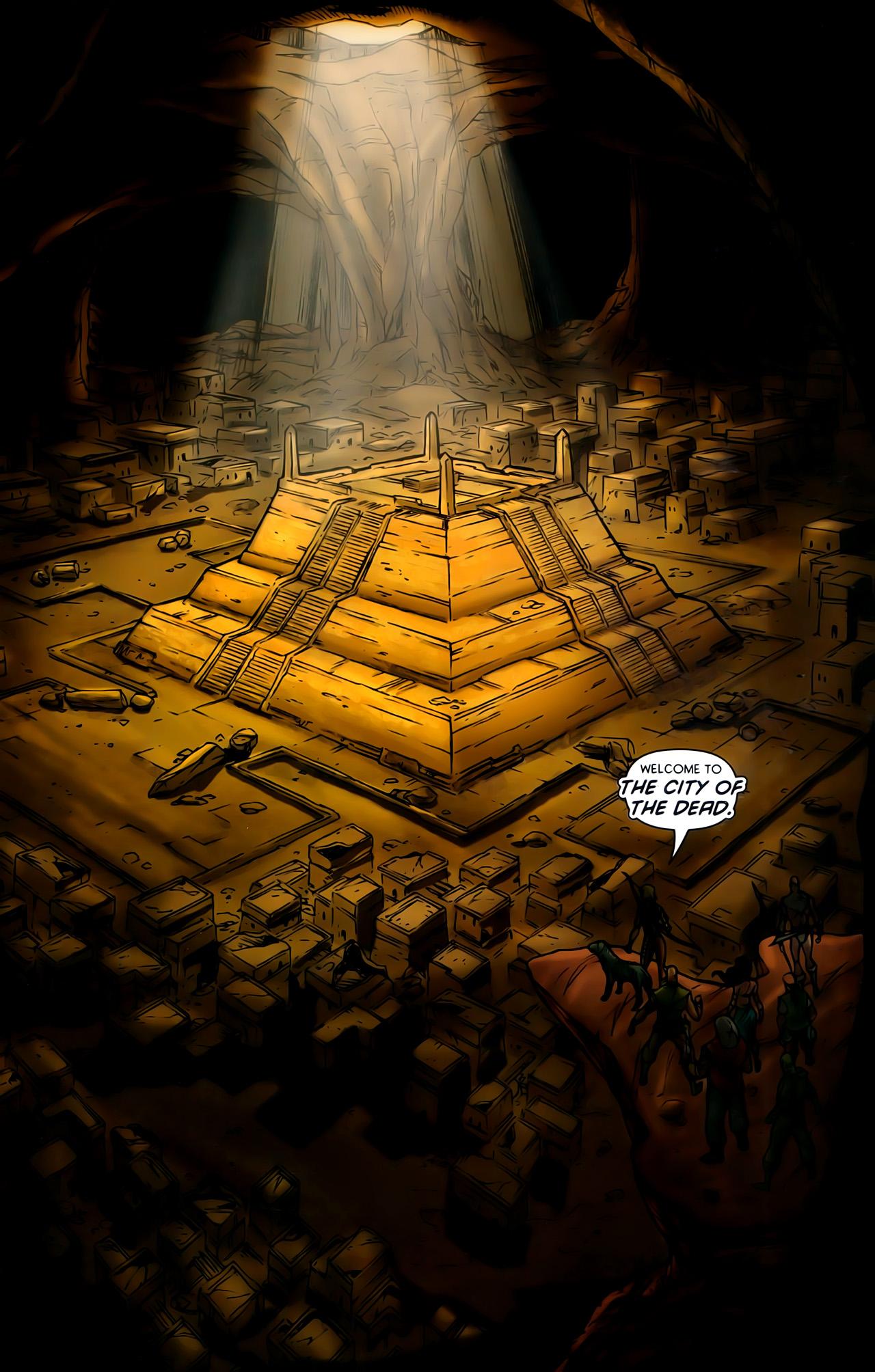 Read online 1001 Arabian Nights: The Adventures of Sinbad comic -  Issue #10 - 9