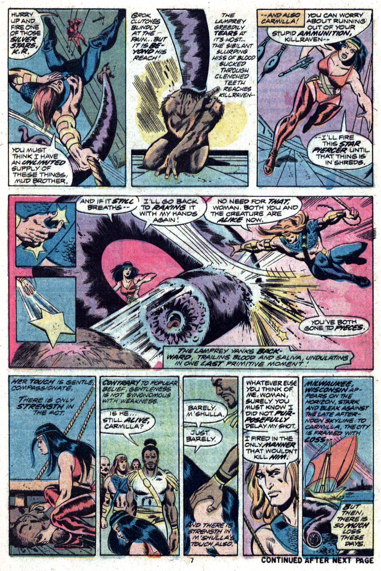 Read online Amazing Adventures (1970) comic -  Issue #27 - 8