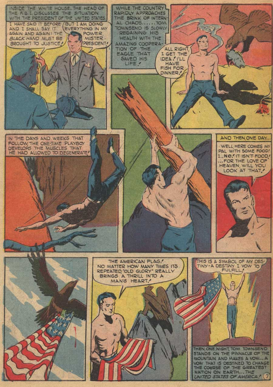 Blue Ribbon Comics (1939) issue 16 - Page 64