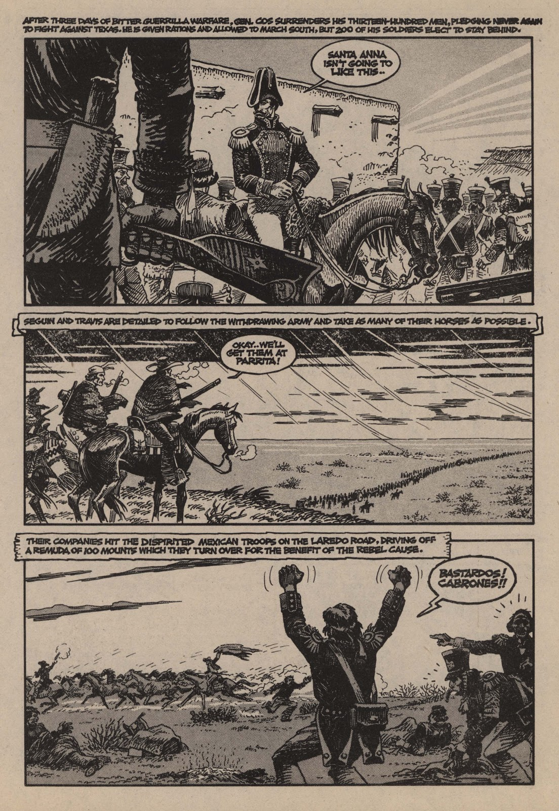 Recuerden el Alamo issue Full - Page 34