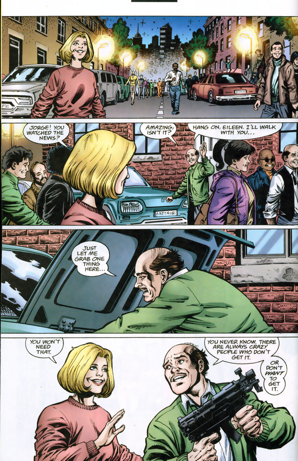 Read online The Titans (1999) comic -  Issue #49 - 5