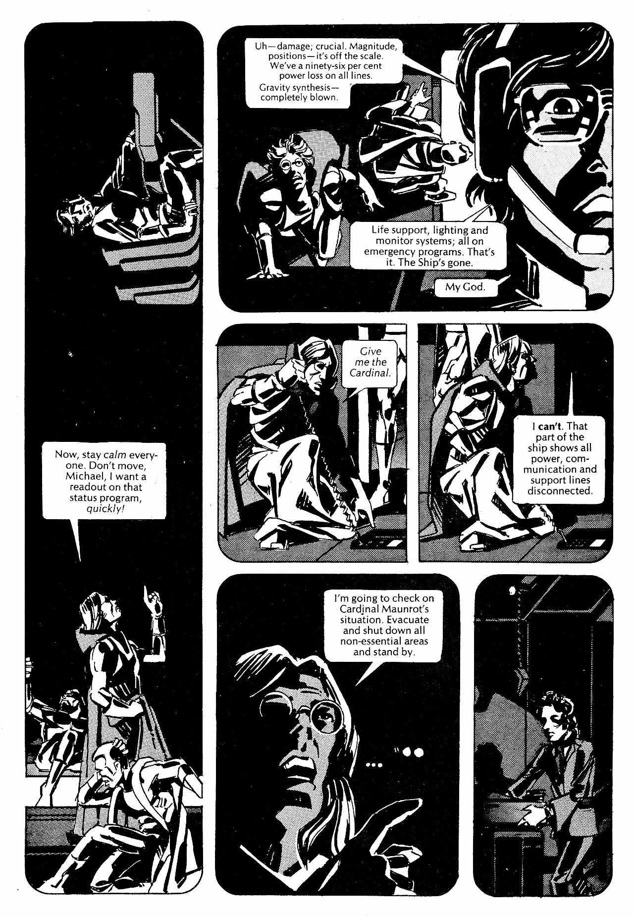 Read online Star*Reach comic -  Issue #11 - 8