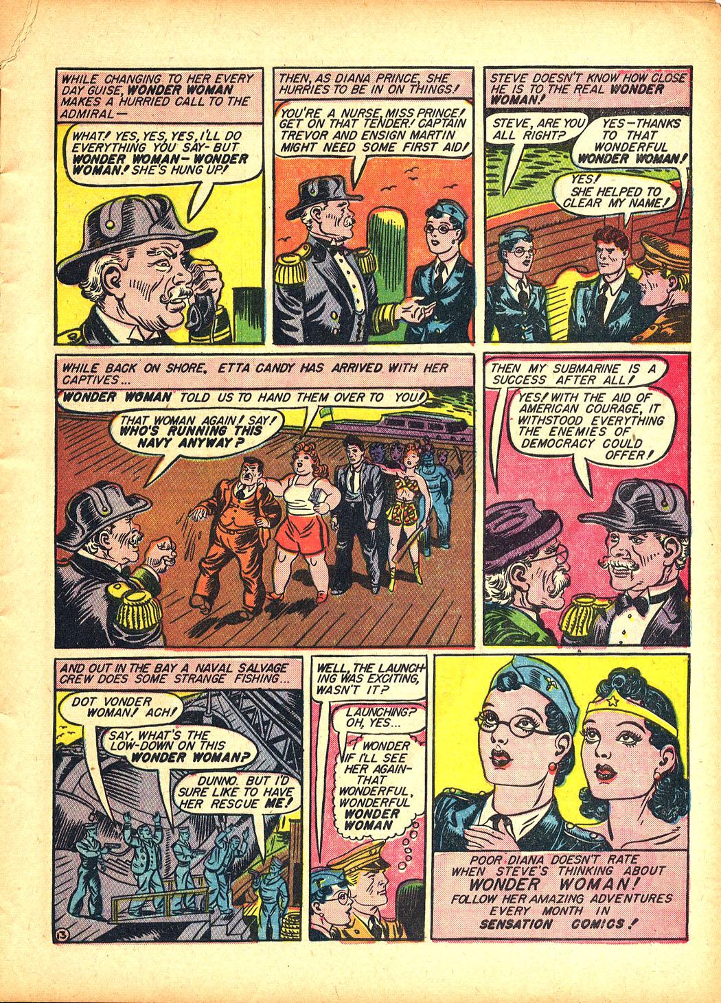 Read online Sensation (Mystery) Comics comic -  Issue #5 - 15