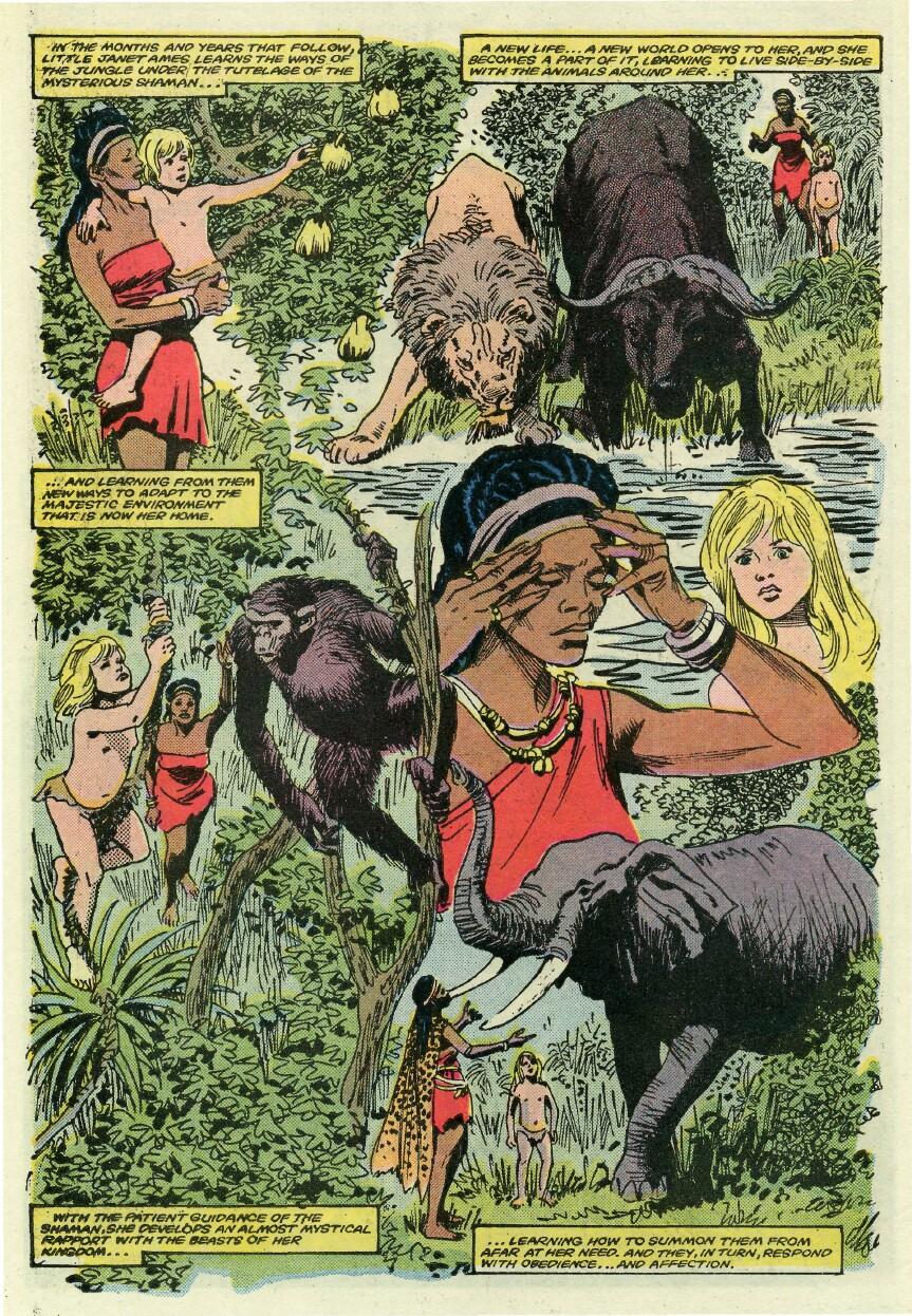 Read online Sheena comic -  Issue #1 - 7